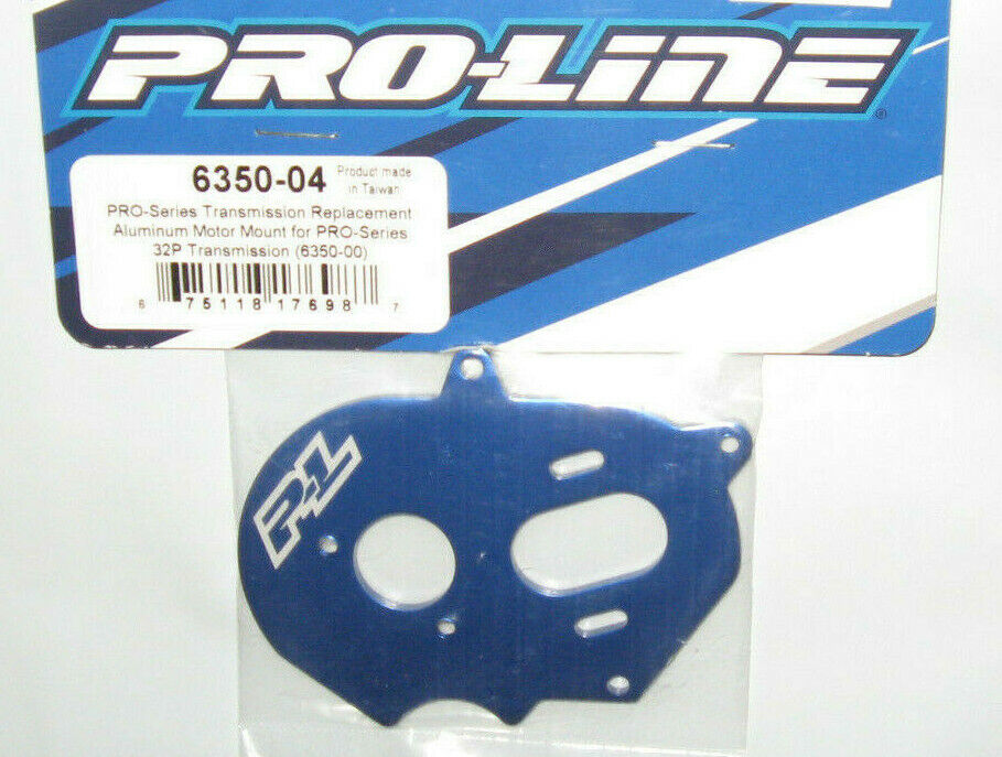 PRO LINE 6350-04 PRO-SERIES TRANSMISSION REPLACEMENT ALUMINUM MOTOR MOUNT NEW - $16.76