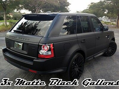 3 Gallons Matte Black Ready To Spray Performix Plasti Dip Rubber Coat Free Sh