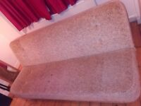 SOFA BED VELVET USED REASONABLE CONDITION WITH STORAGE