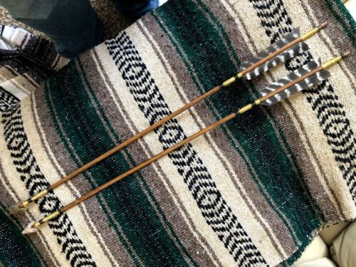 Flint Tribal Arrow Arrows of Light Boy Scouts Award Primitive archery Unpainted