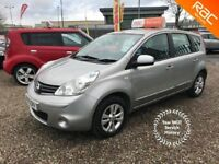2009 Nissan Note 1.4 16v Acenta 5drFinance Available / Year MOT !