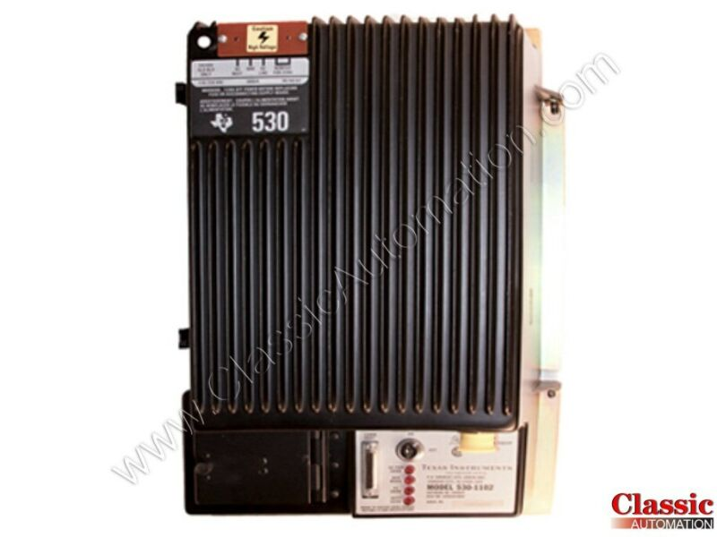 Siemens, Texas Instruments | 530-1102 | Controller (Refurbished)