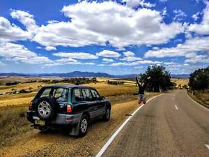 1998 Toyota RAV4 Wagon Freshwater Manly Area Preview