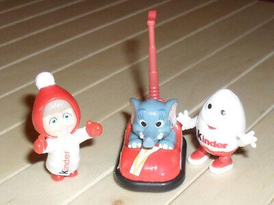 Gebraucht, Spielzeug-KONVOLUT 3tlg. kinder Schokolade Ü-Ei Mascha Adventskalender gebraucht kaufen  Ayl