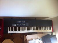 CME UF8 Fully Weighted Keyboard 88 Key Midi Controller
