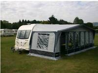 Inaca siena 1050 awning 250 wide