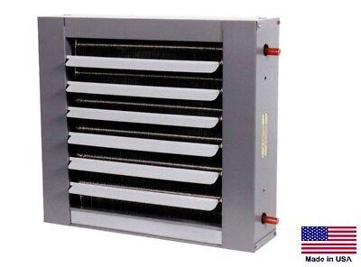 Unit Heater Hot Water Hydronic - Commercialindustrial - 8030 Btu - 245 Cfm