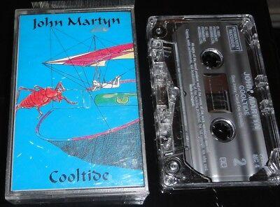 John Martyn Cooltide Uk Cassette Album 1991 Permanent Records Perm Mc4