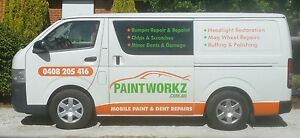 Mobile Spraypainting business Glenelg North Holdfast Bay Preview