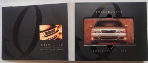 1996 Infiniti I 30 Sales Promotion Brochure & VHS Tape