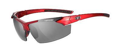 Tifosi Jet FC Single Lens Sunglasses Metallic Red Skiing Run