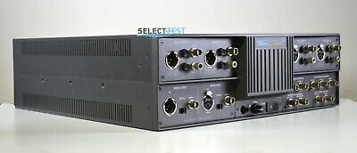 Audio Precision Sys-2322 Dual Domain Analog And Dsp Audio Analyzer Ref. 077g
