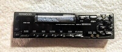 KENWOOD KRC-307S Detachable Car Stereo Face Plate