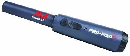 PIN POINTER - MINELAB PRO FIND 25 - METAL DETECTOR