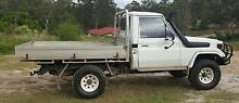 12H-T Toyota LandCruiser Ute turbo diesel Broadbeach Waters Gold Coast City Preview