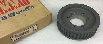 Tb Woods 40h150sk 50t Timing Belt Pulley 3960 Max Rpm New In Box