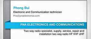 Mobile two way radio specialist at your service Ballajura Swan Area Preview