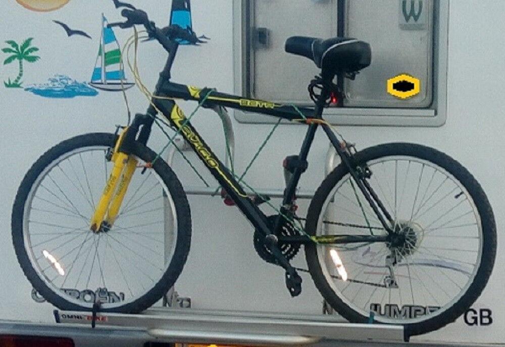 Mountain Bike-Pushbike / Commuter/ Fun - BETA AVIGO-18 Seed Twist & Go-Helmet & D-Lock