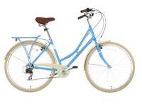 Hardly Used Hybrid Bike