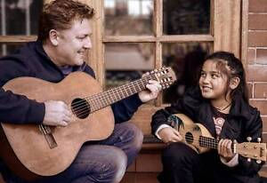 Andy Mayne Guitar Lessons Rose Bay Eastern Suburbs Preview