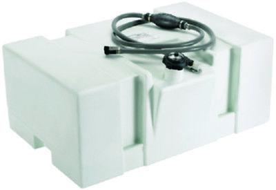 Used, Moeller 031626 Topside White Fuel Tank 22 Ga