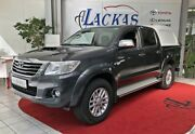 Toyota Hilux Double Cab 3,0 Comfort 4x4, AHK 3,5T !!!