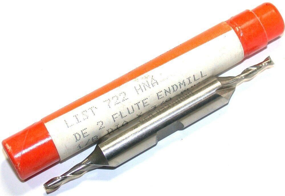 "1-1//8/"" 2-Flute HSS CC Plunge Cut End Mill MF421011618"