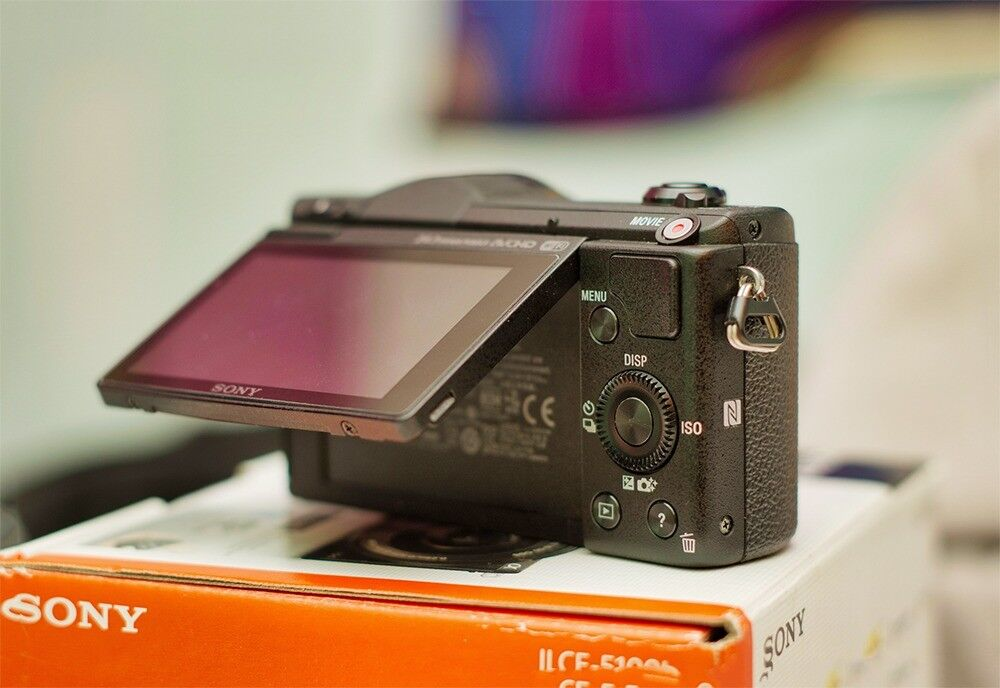 Sony A5100 Body with accessories