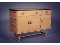 351 Ercol vintage sideboard, great condition for age.