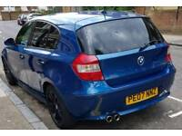 BMW 1 SERIES 2 LITRE DIESEL 5 DOOR