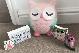 Owl Items