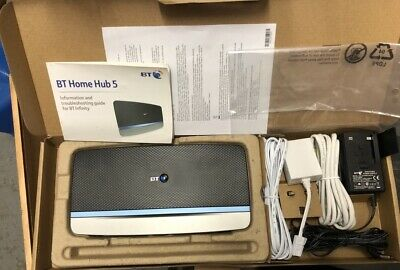 BT Home Hub 5 Type B 1300 Mbps Wireless AC Router  for sale  Shipping to Nigeria