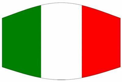 Italien Italy Maske Mundschutz Mund-,Nasenschutz Behelfsmaske Top Ware