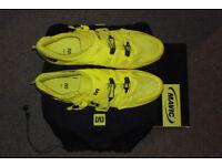 Mavik Ergo Ride Bike Shoes, Size 11, Bright Yellow