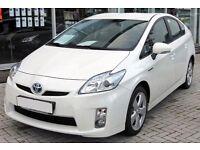 PCO CAR HIRE, PCO RENT, HYBIRD RENT UBER READY RENT HONDA INSIGHT & Toyota Prius 2010-2014 £79.99P/W