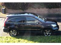 Honda CR-V CDTI 2.2 EX (2008 58 plate) Excellent condition