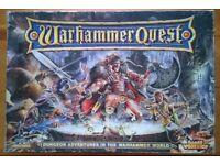 Original Warhammer Quest Board Game (1995)