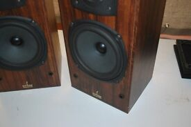 Celestion Ditton 1 (2-way loudspeakers, 90dB sensitivity)