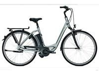Wanted - TWO crank driven electric cycles