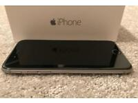 IPhone 6 16GB with box, little used