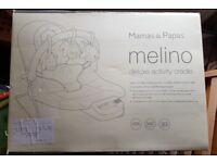 Mamas and Papas Melino Deluxe Activity Cradle