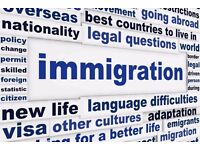 UK Immigration Services for ILR, Spouse, Work visas, EEA Applications, Naturalisation at London