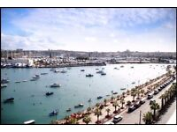 Luxurious Large Beautiful Penthouse Sliema Seaviews Malta short or long let
