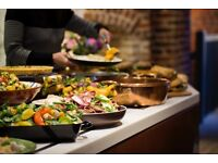 Innovative restaurant group are looking for chef de parties