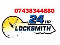 24 hr locksmith london