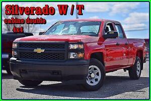 2014 Chevrolet Silverado 1500 WT 4x4