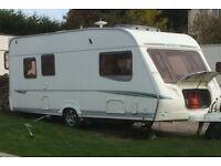 Abbey Vogue GTS 516 Touring Caravan 2006 5 berth