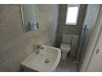 Recently refurbished ground floor 3 double bedroom flat with 2 bathrooms