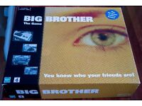 Big Brother The Game, Channel 4, By Hasbro - Complete