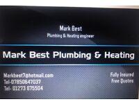 Mark best plumbing and heating